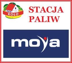 """Stacja paliw """"Moya"""""""